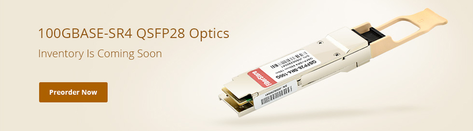 100GBASE-SR4 QSFP28
