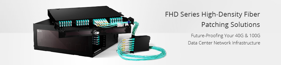 FS FHD Series Fiber Enclosures