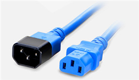 Colored IEC Power Cords Solution