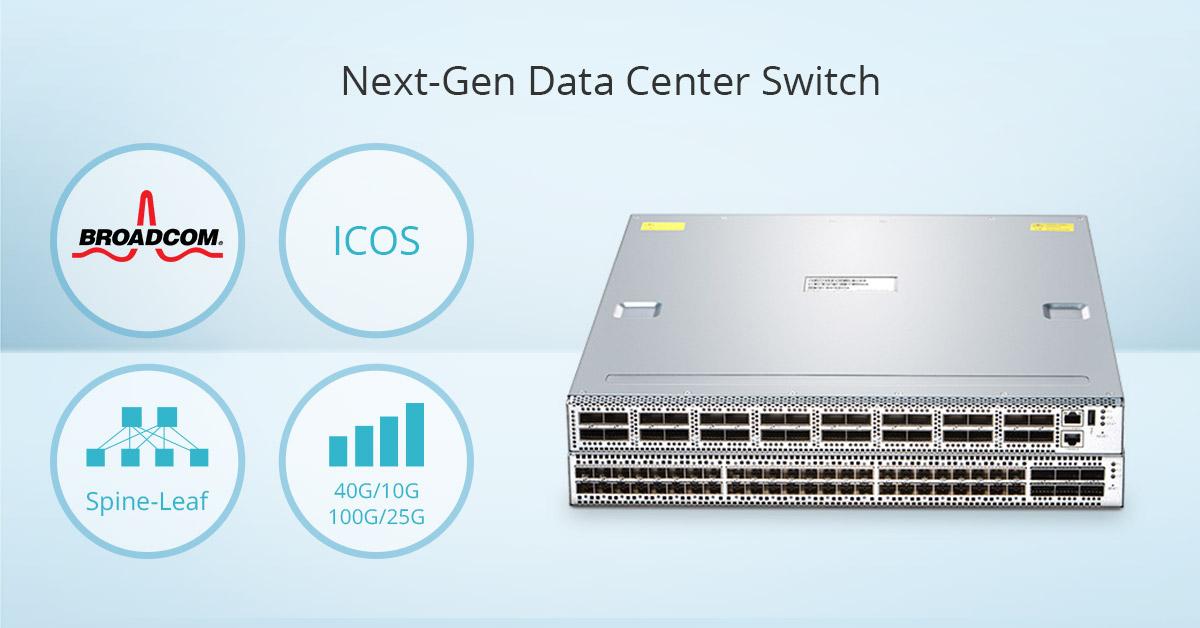 FS N series open networking switch