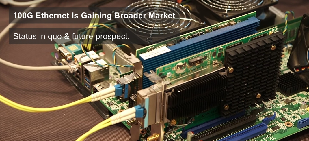 100G Ethernet Technology
