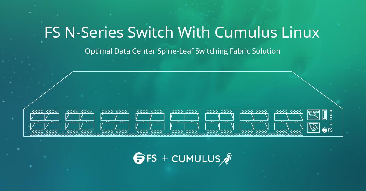 FS-N-серии коммутатор-с-Cumulus-Linux