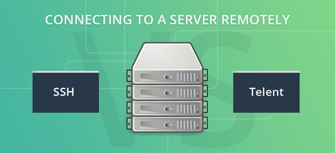 SSH client or Telnet client