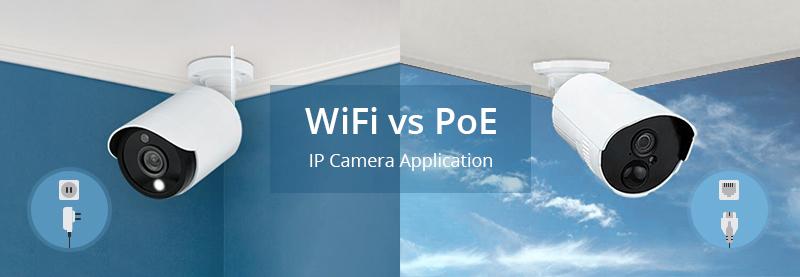 PoE vs Wi-Fi