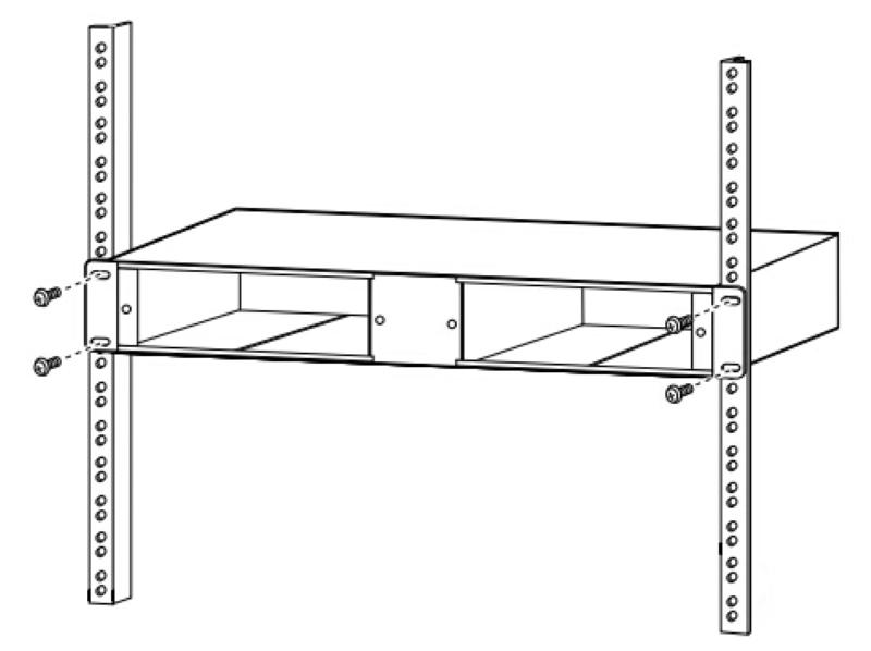 Système Mux Demux CWDM-6