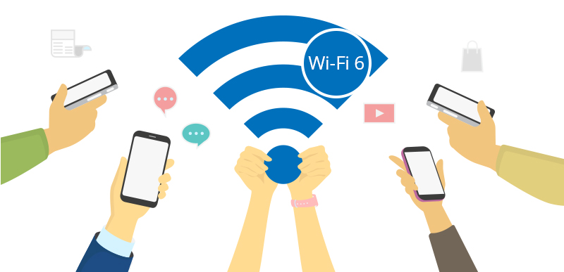 Wi-Fi 6 Coverage