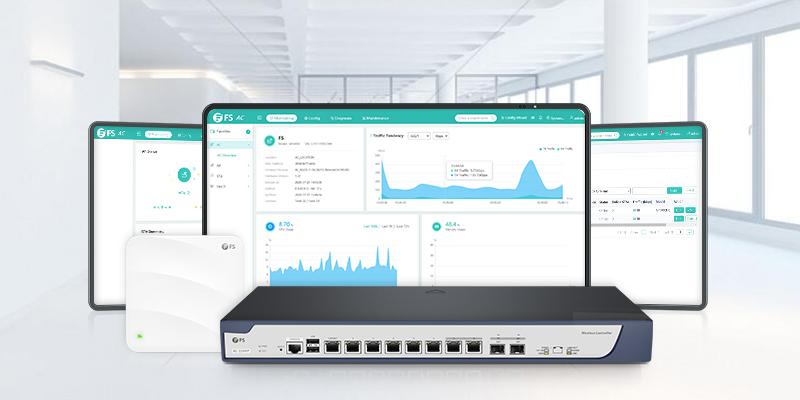FS Wireless LAN Controller Applications