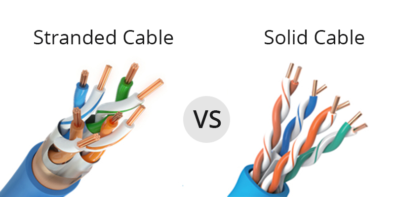 Solid vs Stranded Cat6 Cable