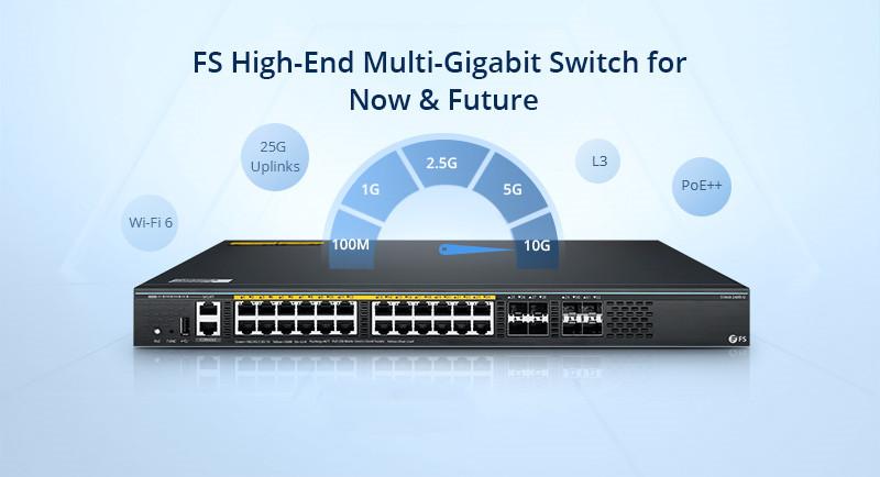 Fonctionnalités du switch S5860-24XB-U