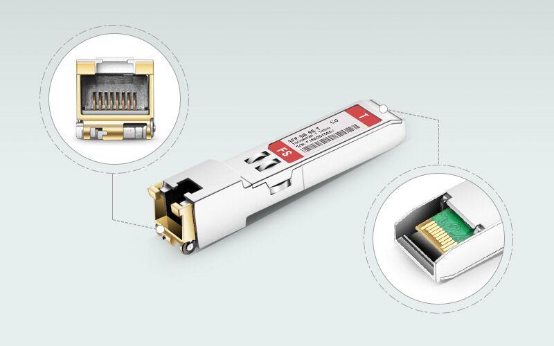SFP光模块的SFP端口