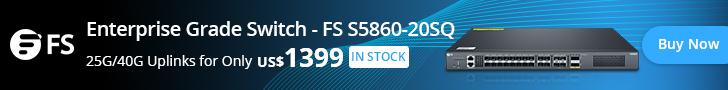 fs switch s5860