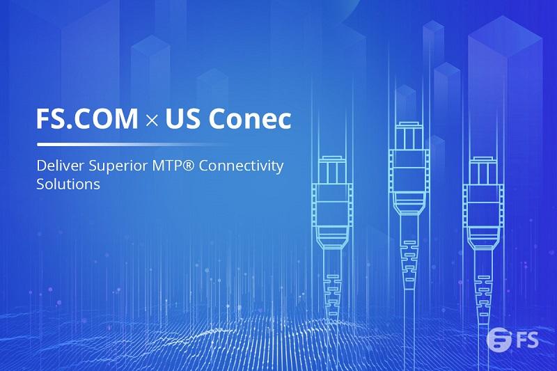 FS.COM coopera con US Conec