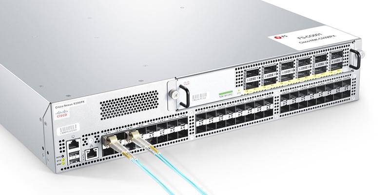 FS transceiver compatible con Cisco switch