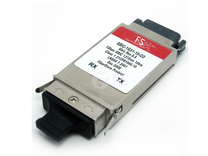GBIC (conversor de interfaz gigabit)