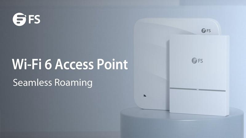 FS Wi-Fi 6 AP-2400C