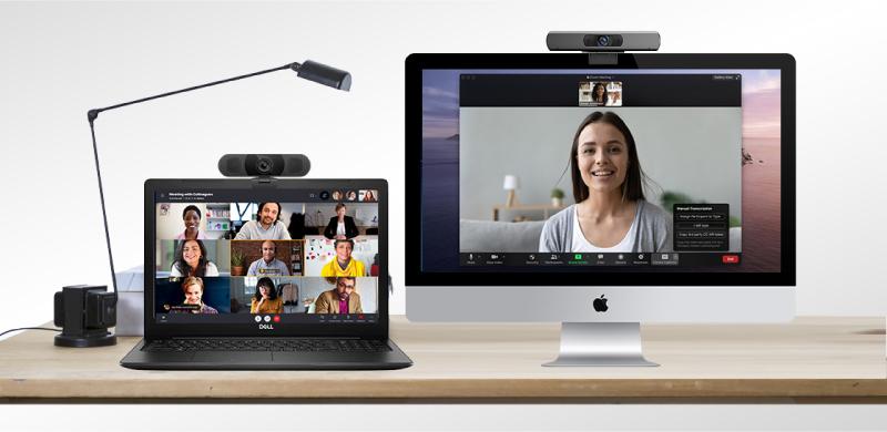 Webcam pour le travail à domicile et streaming