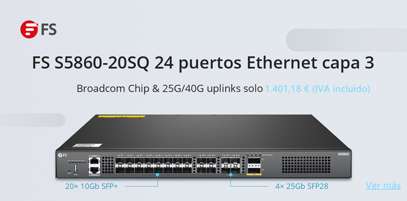 Switch s5860-20SQ