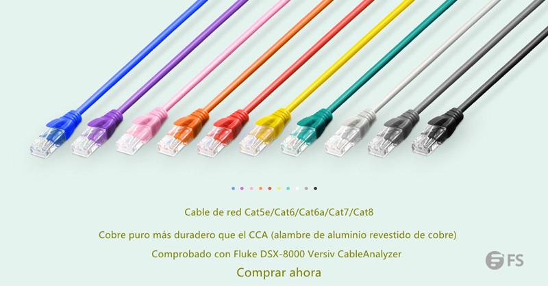 FS Cable de red