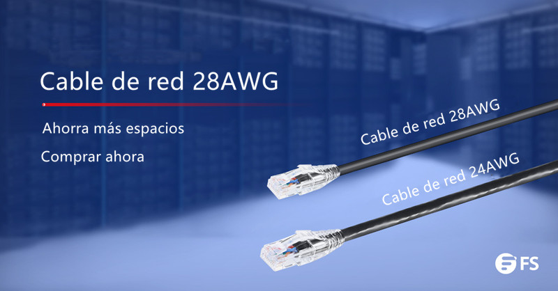 Cable de red 28AWG