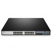 switch administrable capa 2+ de 24 puertos gigabit ethernet