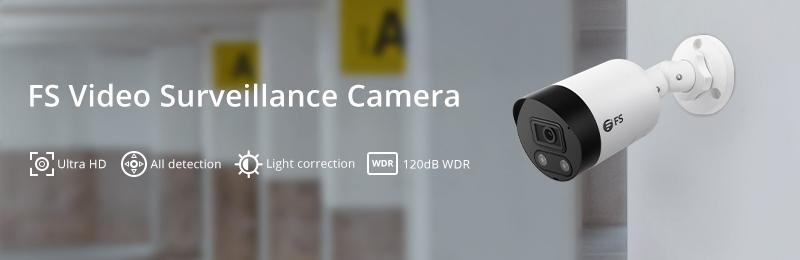 FS video surveillance camera series