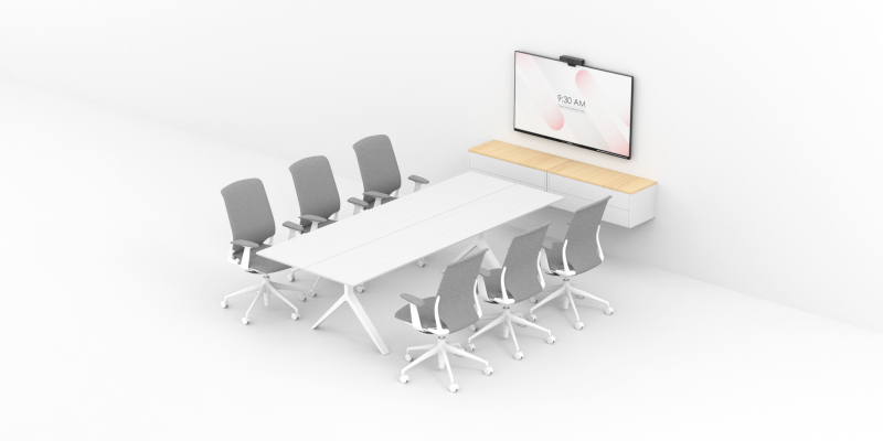 Small Meeting Rooms for Video Conferencing