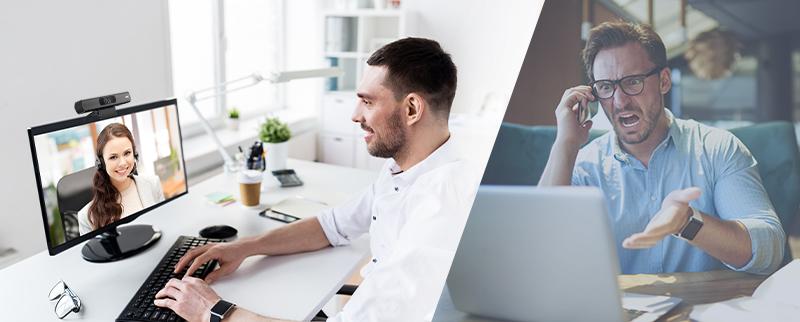 Video Conference VS Voice Calls