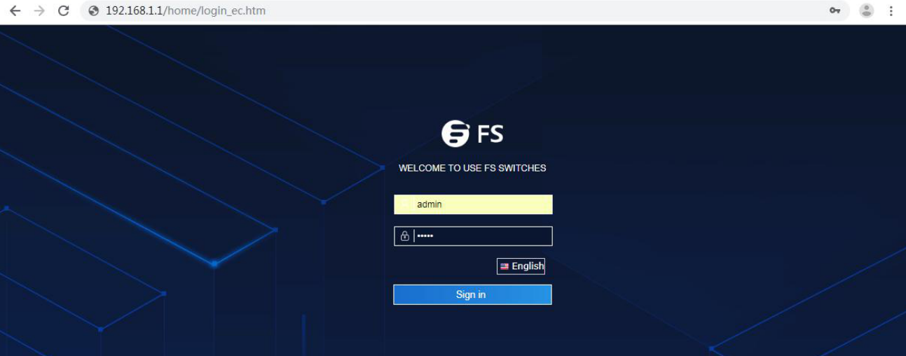 web-initial-interface-of-fs-3900-24f4s-switch.png