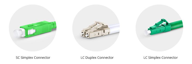 connecteur LC/SC