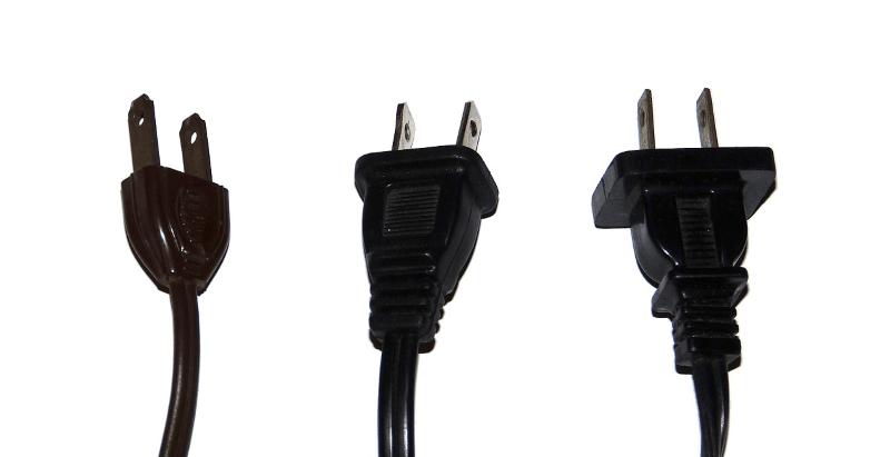 Figure 2: NEMA 1 Connectors