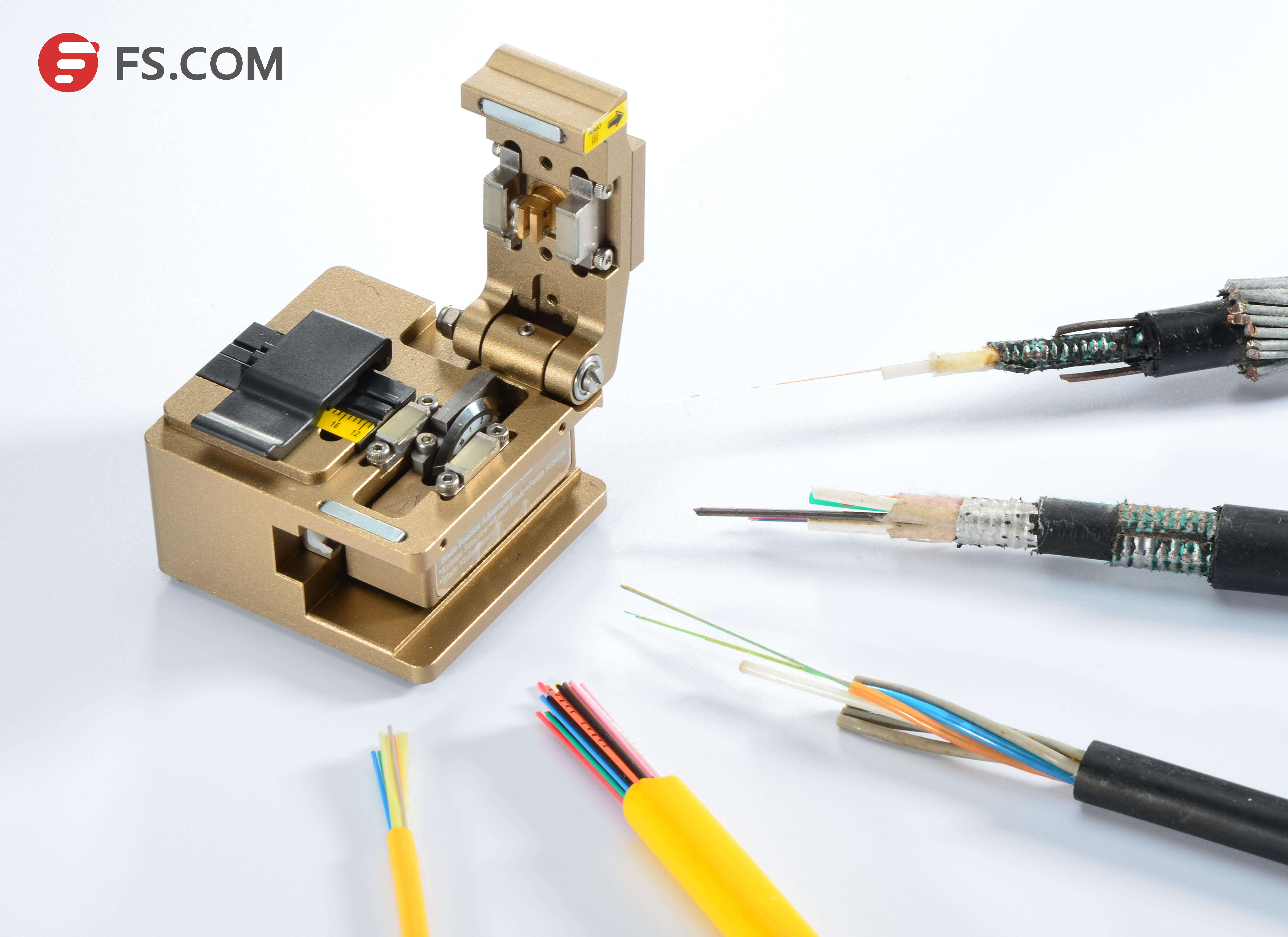 High Precision Fiber Optic Cleaver