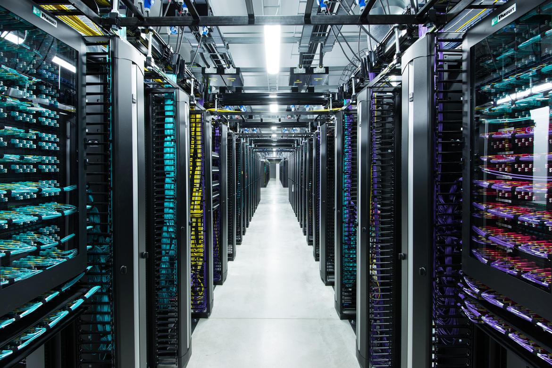Rack de serveur pour centre de données