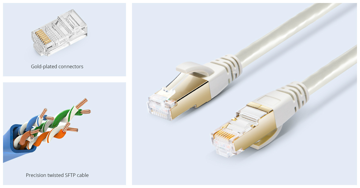 Cat8 network cable